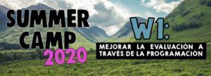 Lee más sobre el artículo SUMMER CAMP- Week 1