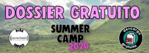 DOSSIER SUMMER CAMP 2020