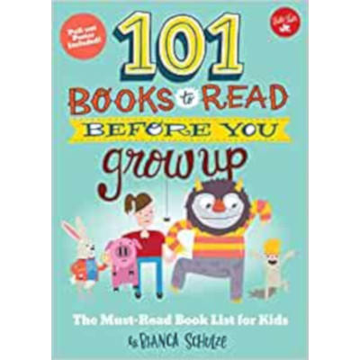 101 books to read before you grow up libro lecturas aula