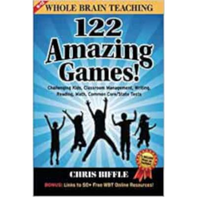 122 Amazing games libro aula