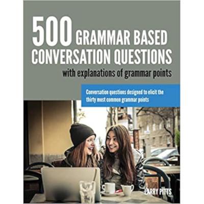 500 Grammar Based Conversation questiones libro profesor aula