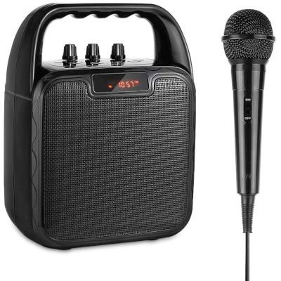 Amplificador con microfono portatil aula clase