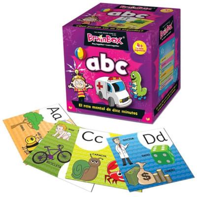 Brain box ABC fichas aula