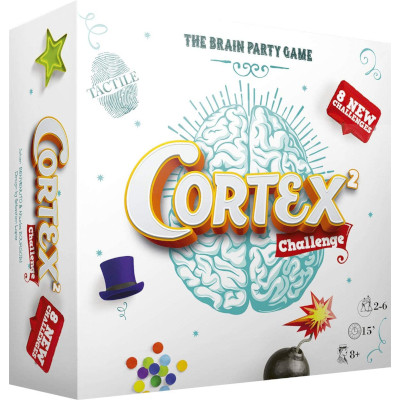 Cortex the brain party game