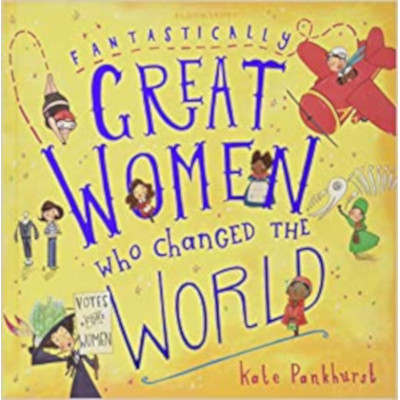 Great women who changed the world libro lecturas aula