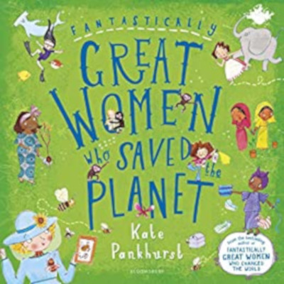 Great women who saved the planet libro lecturas aula