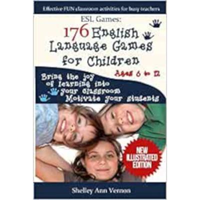 Language games for children libro aula