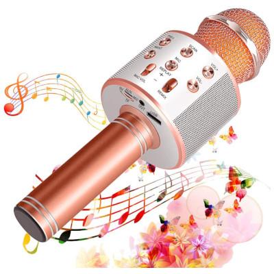 Microfono auto amplificado altavoz aula