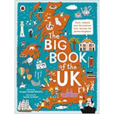 The big book of the UK libros lecturas aula