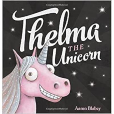 Thelma the unicorn lecturas aula