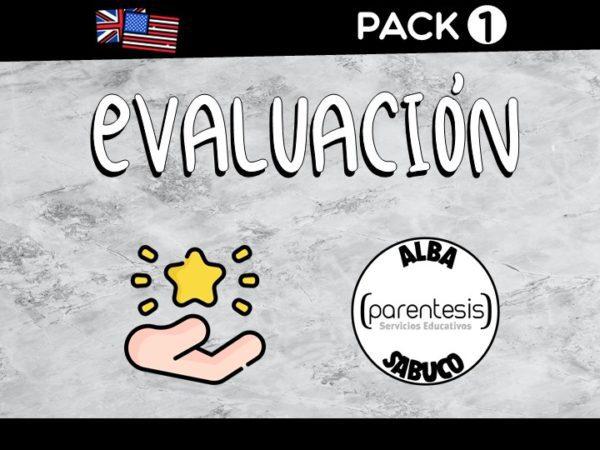 PARENTESIS PACK 1 EVALUACIÓN