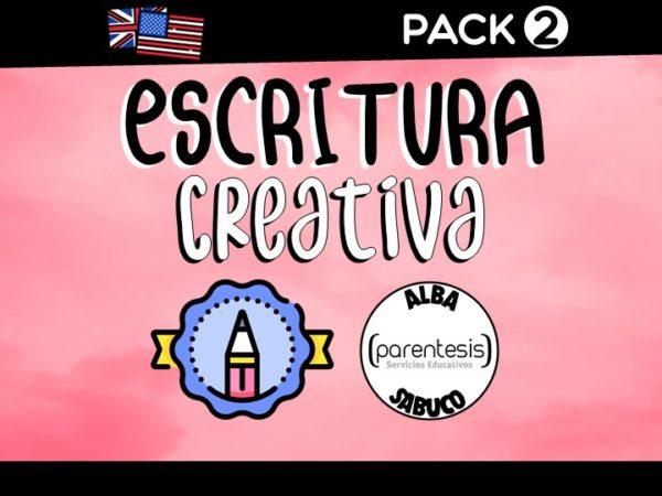 PARENTESIS PACK 2 ESCRITURA CREATIVA