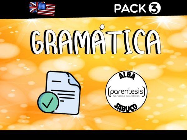 PARENTESIS PACK 3 GRAMÁTICA
