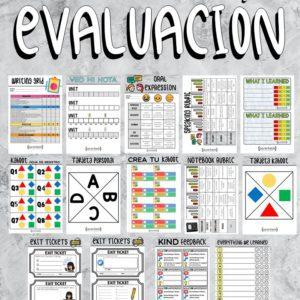 Pack 1 – Evaluación