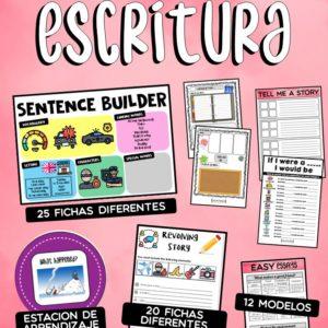 Pack 2 – Escritura Creativa