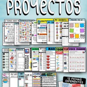 Pack 4 – Proyectos