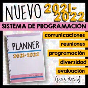 PLANNER 21-22