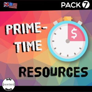 Pack 7 – Prime Time