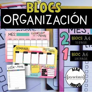 Blocs Organización